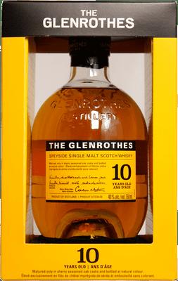 Glenrothes 10 Year Old Single Malt 700ml