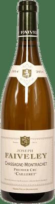 "Faiveley 2014 Chassagne Montrachet ""En Cailleret"" 1er Cru 750ml"