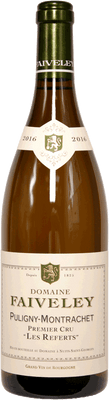 "Faiveley 2016 Puligny Montrachet ""Les Referts"" 1er Cru 750ml"