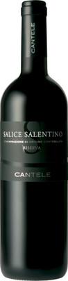 Cantele 2009 Salice Salentino Reserva 750ml