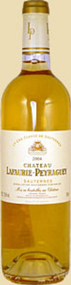 Château Lafaurie-Peyraguey 2004, Sauternes 750ml
