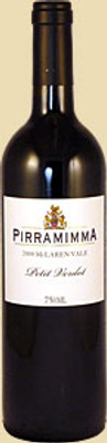 Pirramimma 2014 Petit Verdot 750ml
