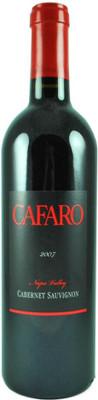 Cafaro 2009 Cabernet Sauvignon 750ml