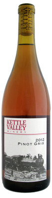 Kettle Valley 2016 Pinot Gris 750ml