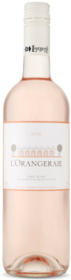 Lorgeril 2017 L'Orangeraie Rose 750ml