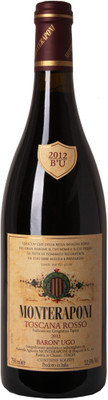 Monteraponi 2012/2013 Baron Ugo IGT 750ml
