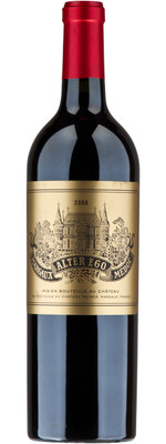 Alter Ego de Palmer 2010, Margaux 750ml