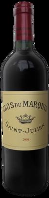 Clos du Marquis 2010, Saint-Julien 750ml