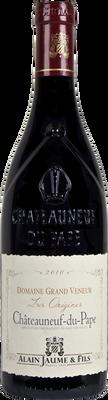 """Domaine Grand Veneur 2018 Chateauneuf-du-Pape """"Les Origines"""" Rouge 750ml"""