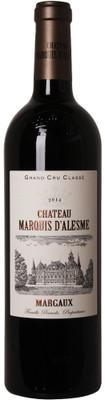 Château Marquis d'Alesme Becker 2014 Margaux 750ml