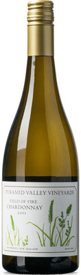 Pyramid Valley Vineyards 2011 Field of Fire Chardonnay