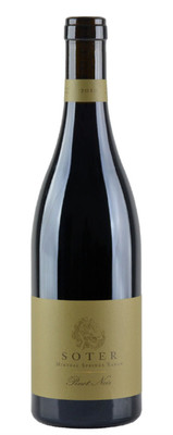 Soter 2011 Mineral Springs Pinot Noir 750ml
