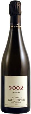 Champagne Jacquesson 2002 Millesime Grand Cru 750ml