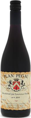 Plan Pegau Lot #2011 Vin de Table Rouge 750ml