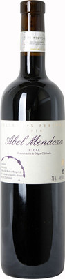 Abel Mendoza 2016 Rioja Seleccion Personal 750ml