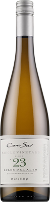 Cono Sur 2013 Single Vineyard Riesling 750ml