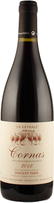 "Vincent Paris 2015/2016 Cornas ""La Geynale"" 750ml"