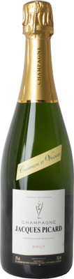 Champagne Jacques Picard Brut Selection NV Grand Cru 750ml