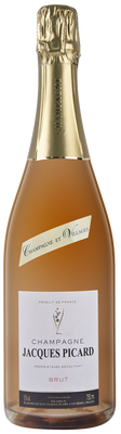 Champagne Jacques Picard Brut Rose NV Grand Cru 750ml