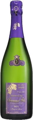 Champagne Serveaux Cuvee Pinot Meunier 750ml