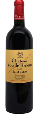 Château Leoville Poyferre 2009, St. Julien 750ml