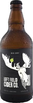 Left Field Cider Co Big Dry Cider 500ml