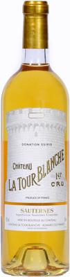 Château La Tour Blanche 2010, Sauternes 375ml