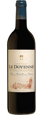 Château Le Doyenne 2010 Cotes de Bordeaux 750ml