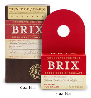 Brix Extra Dark Chocolate