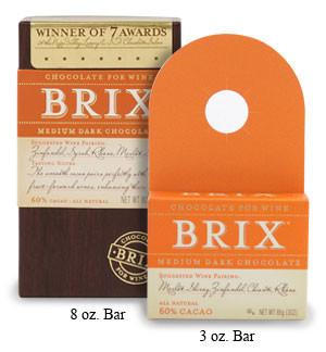 Brix Medium Dark Chocolate