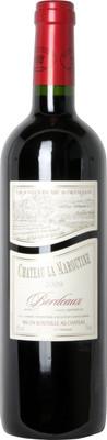 Chateau La Maroutine 2015 Bordeaux Rouge 750ml