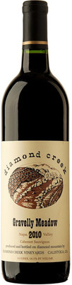 Diamond Creek 2010 Gravelly Meadow Cabernet Sauvignon 3.0L
