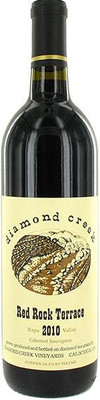 Diamond Creek 2010 Red Rock Terrace Cabernet Sauvignon 3.0L