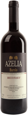 Azelia 1999 Barolo Bricco Fiasco DOCG 750ml
