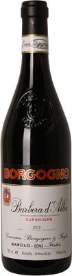 Borgogno 2015 Barbera d'Alba Superiore 750ml