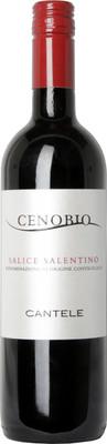 "Cantele 2010 ""Cenobio"" Salice Salentino DOC 750ml"