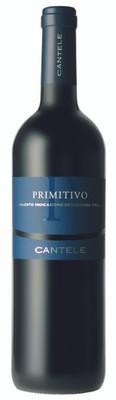 Cantele 2010 Primitivo IGT Salento 750ml