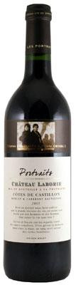 Chateau Laborie 2005 Portrait Castillon 750ml