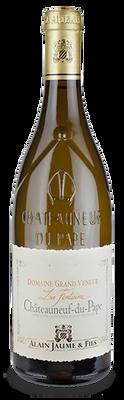 """Domaine Grand Veneur 2008 Chateauneuf-du-Pape Blanc """"La Fontaine"""" 750ml"""