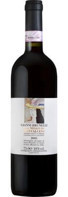 Gianni Brunelli 2004 Brunello Di Montalcino DOCG 750ml