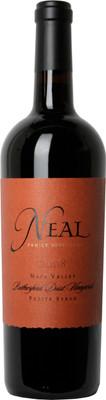 "Neal Family 2008 Petite Syrah ""Rutherford Dust Vineyard"" 750ml"