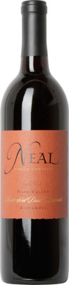 "Neal Family 2010 Zinfandel ""Rutherford Dust Vineyard"" 750ml"