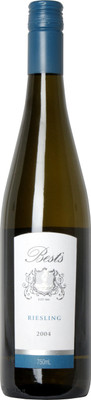 Best's 2004 Riesling 750ml