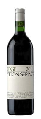 Ridge 2015 Lytton Springs 750ml