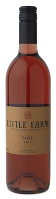 Little Farm 2012 Blind Creek Vineyards Rose 750ml