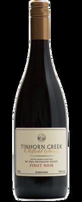 Tinhorn 2010 Pinot Noir Oldfiield Series 750ml