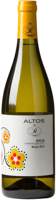 Altos de Rioja 2014 Blanco 750ml