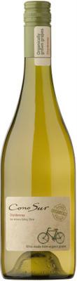 Cono Sur Organic Chardonnay 750ml