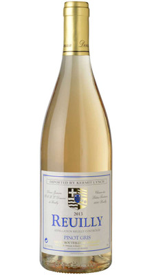 "Domaine de Reuilly 2014 Pinot Gris ""Les Chatillons"" 750ml"