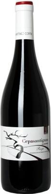 Cepasantiguas 2012 Rioja Selccion Privada 750ml